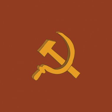 Hammer and sickle icon