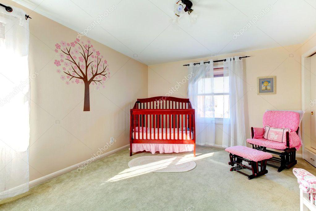 Neutrale Farbe Baby Kinderzimmer Stockfoto C Iriana88w