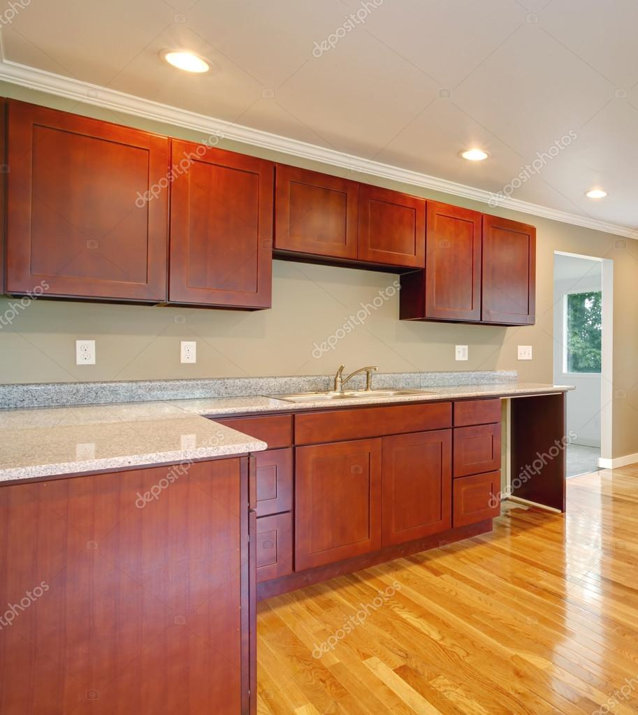 Pictures : cherry wood kitchen cabinets | New cherry wood ...