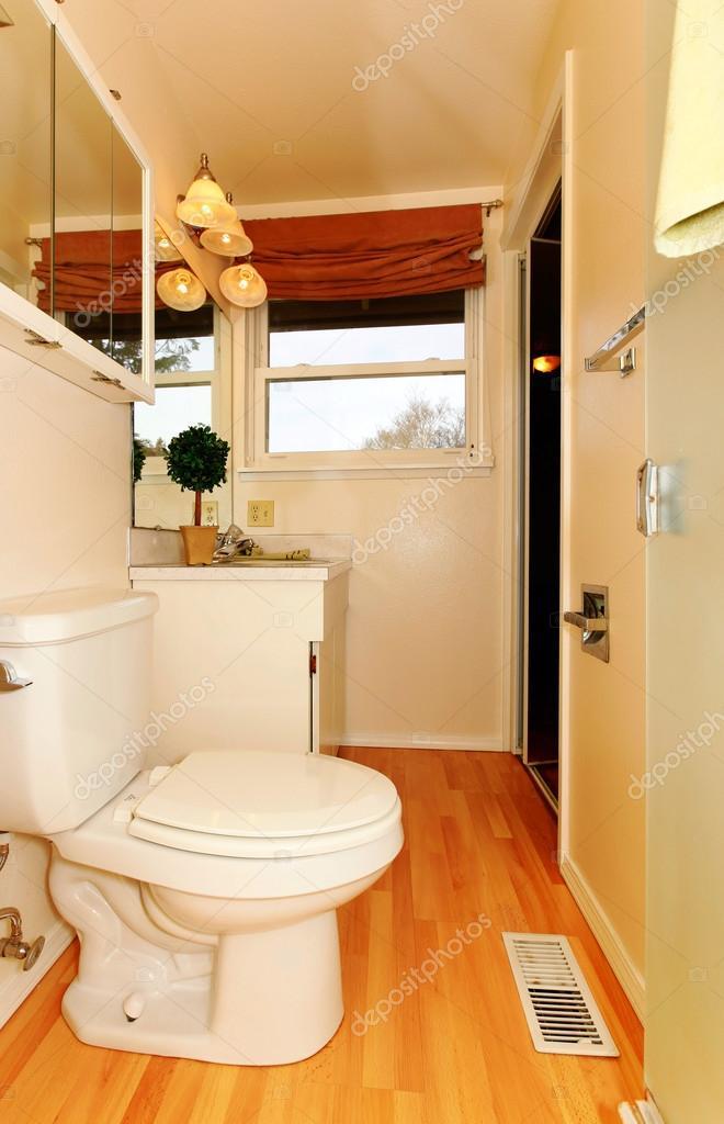 Mała łazienka Z Oknem Zdjęcie Stockowe Iriana88w 46094475