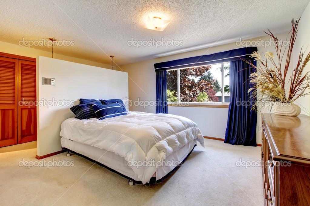 tropische gezellige slaapkamer — Stockfoto © iriana88w #47764595
