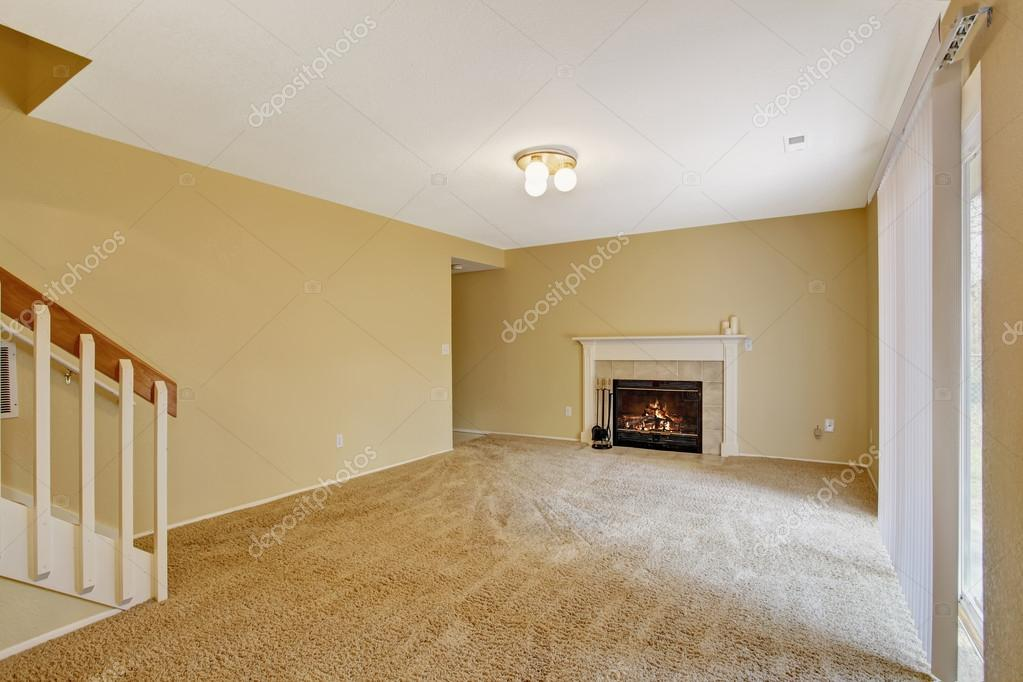 Painted Wall Living Room Free Stock