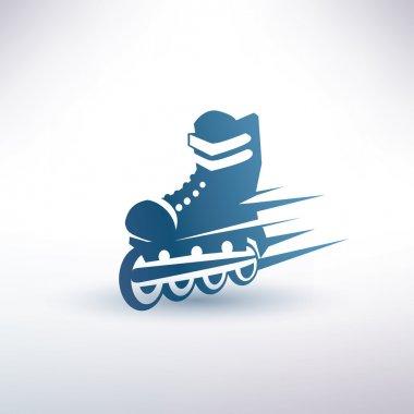 roller skates symbol