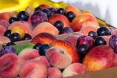 Dobozos vegyes gyümölcs