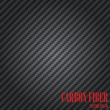 Carbon Fiber Texture Vector Illustrator, EPS 10.