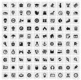 Fotografie 100 Web-icons