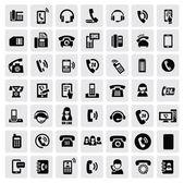 Fotografie Telefon-Symbole