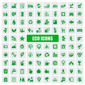 Photo Eco icons