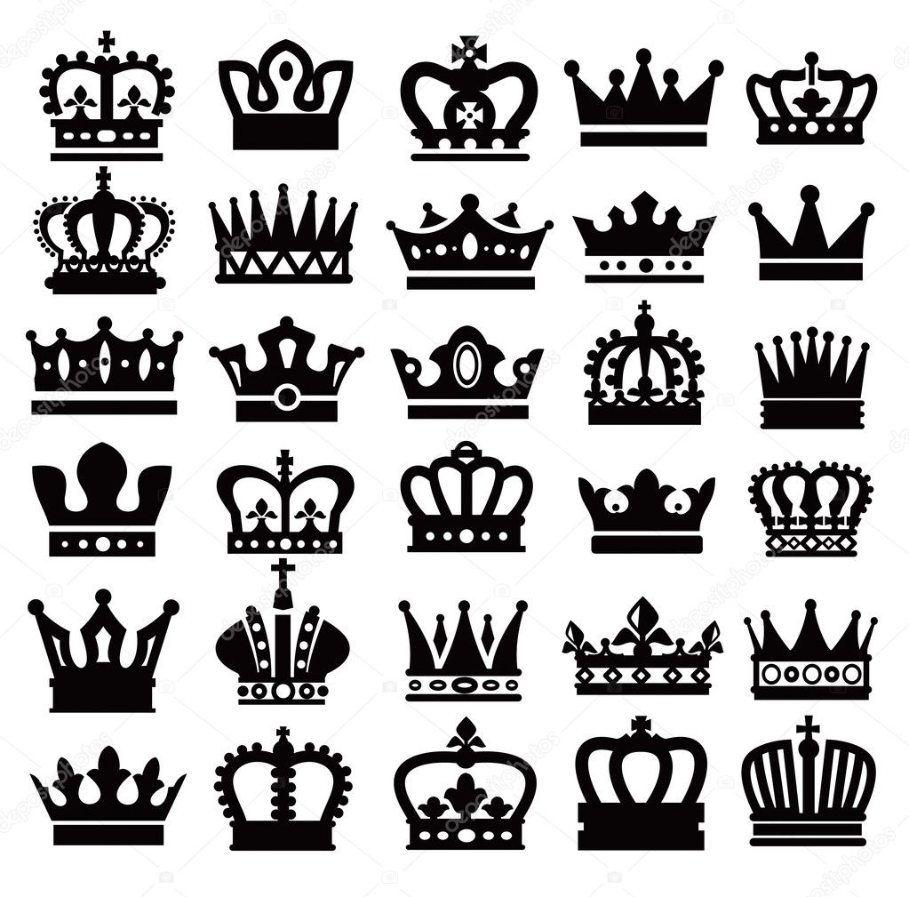 Black crowns