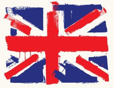 UK paint flag