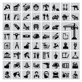 Fotografie Ikonen des Bauwesens