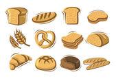 vektor kenyér