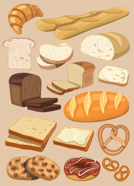 Vector bread