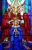 Vitráže v katolické církvi