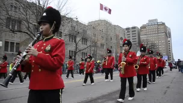 Santa claus parade 2013 v Torontu, Kanada