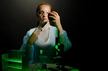 Scientist modifies genetic code of the food