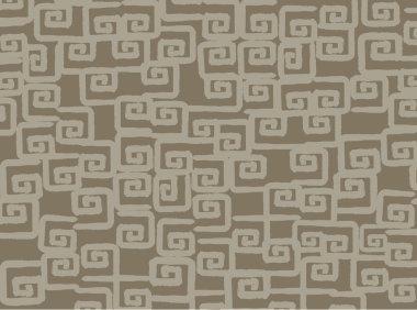 Mayan wallpaper, illustration