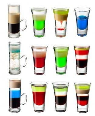shot cocktail set