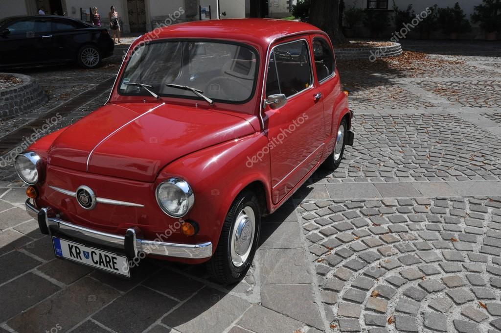 Zastava, old retro car – Stock Editorial Photo © cargol #13315617