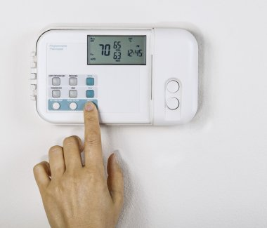 Adjusting Home Temperature