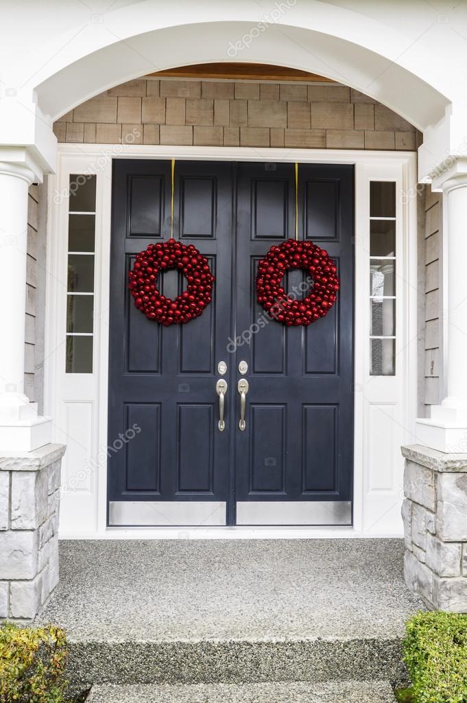 Holiday Home Door