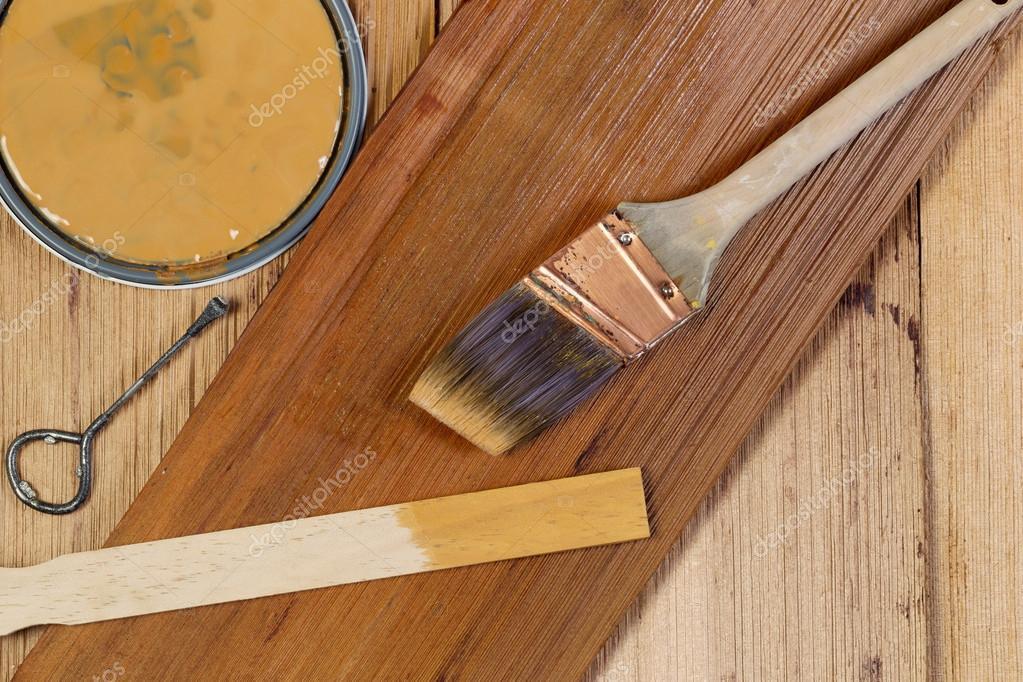 legno di cedro naturale colorazione — Foto Stock © tab62 #49661111