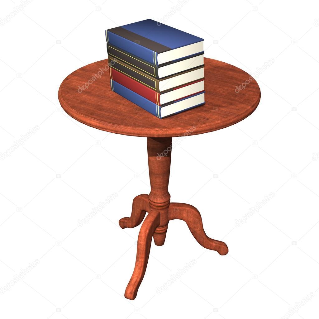 Libros sobre la mesa foto de stock photosvac 27928515 - Mesa de libro para salon ...