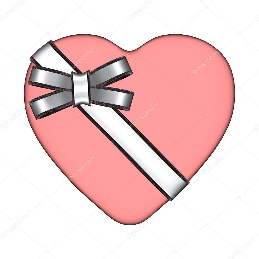 Valentines Day Candy Box Stock Photo C Photosvac 40784587