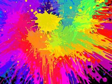 """Картина, постер, плакат, фотообои """"Абстрактный фон гранж, векторные"""", артикул 12748383"""