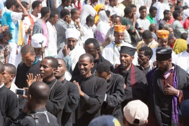 Timket Celebrations in Ethiopia