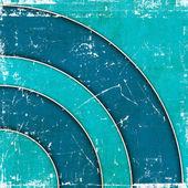 Grunge-Kreise-Hintergrund