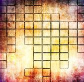 grunge červená mozaika textura