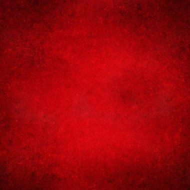 Grunge red texture background