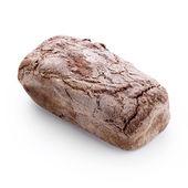 chutná čerstvý chléb izolovaných na bílém pozadí