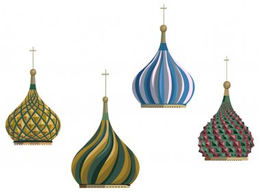 Kremlin Domes and Ballerina