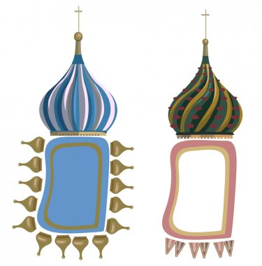 Frames with Kremlin Domes