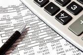 výpočty, účetní koncepce