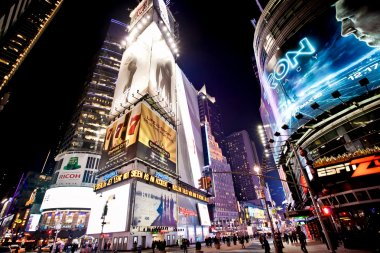 Broadway Theaters, New York City.