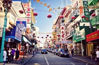 Daytime at Chinatown