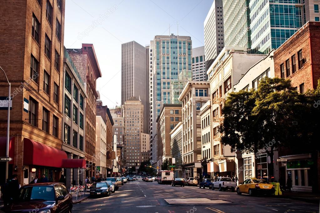San Francisco City center