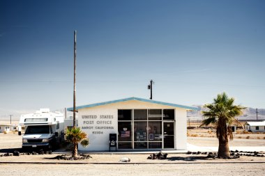 Post Office on the Route 66