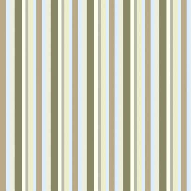 Seamless pattern with stripes in retro style, soft colors.