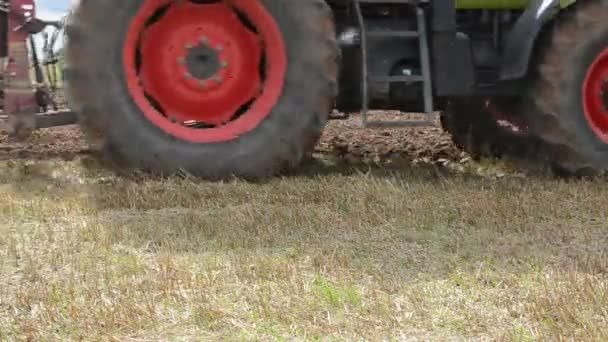 closeup Traktorová radlice