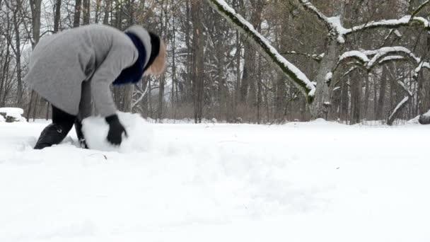 sněhová koule roll sukně žena