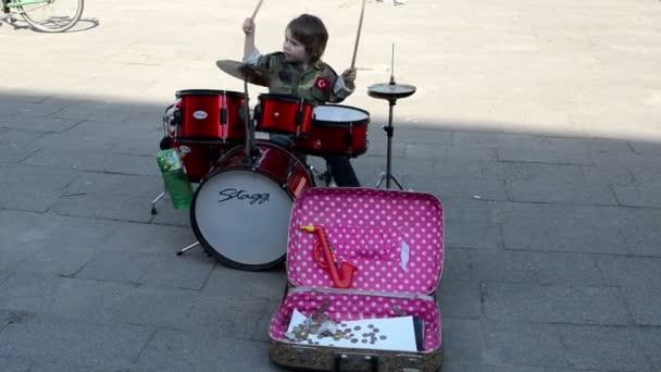 Kindertrommelmusik