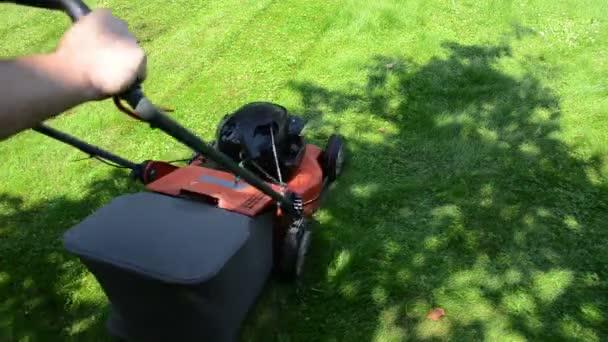 pracovní Pánské trenýrky klopné boty push sekačka posečené trávy