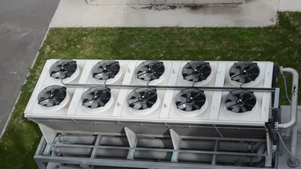 Ventilator fan biogas
