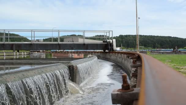 Sewage filtration water