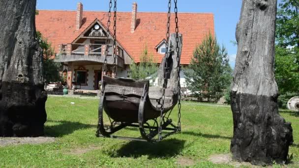 Sled swing