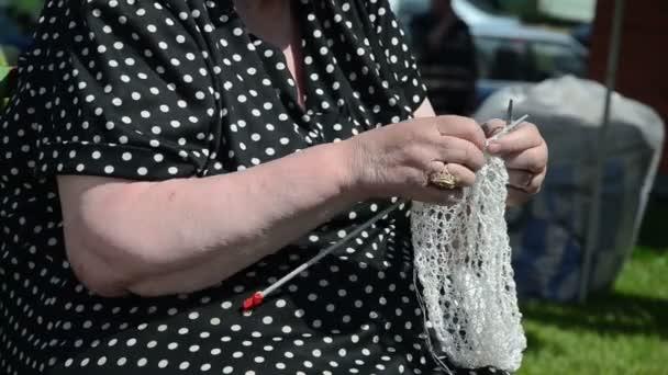 Rare knitting